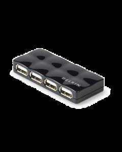 Belkin 4-poorts zelfvoedende USB 2.0-hub