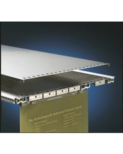 Heitec Cover solid 84HP/372mm PU=2pc