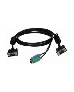 1.8m PS2 KVM cable