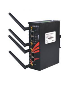 Industrial Dual Radio a/b/g/n WiFi AP/Client/Bridge/Repeater
