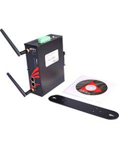 Industrial a/b/g/n AP/VPN/Router -35ºC ~ 75ºC
