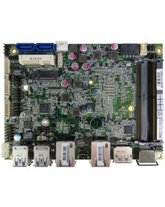 "3.5"" ECX Single Board Computer with Intel Kaby Lake U"
