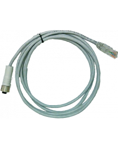 Full IP65 GLAN waterproof connector with cable