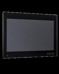 "18,5""Display-Black no Lightbar-PCAP MultiT-w/o buttons"