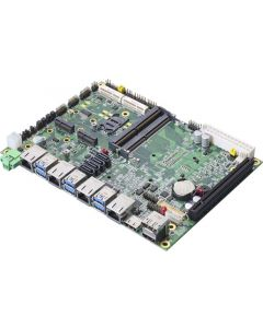"5.25"" Miniboard i7-7780EQ onboard, LVDS, HDMI, DP,VGA, 4GLAN"