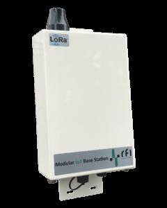 Modular outdoor 3G/GPS LoRaWAN gateway