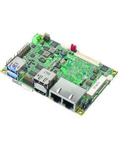 pITX N4200 2xGBe DP HDMI LVDS SATA mPCIe mSATA