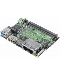 The Commell LP-1787 Pico-ITX-motherboard offers high-end processing and graphics capabilities for e.g. Machine Vision. Contact AbiGo4U.com.