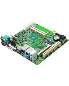 mITX N3350 2xGBe 4xCOM 1xPCI 1xmPCI 1xmPCIe SIM DP HDMI