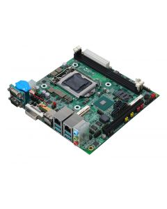 Mini-ITX for Intel 8th Gen. LGA1151 CPU Q370 chipset DP port