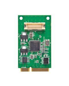 Mini PCI-e 1-port 10/100/1000 Ethernet board