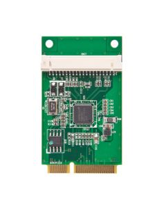 Mini PCI-e 2-port Serial ATA III board