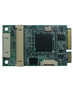 IEEE1394a & IEEE1394b mini card