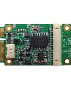 PCI Express mini card CAN 2.0B