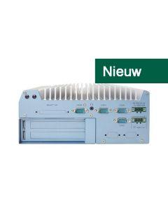 Nuvo-7006DE Fanless industrialPC 8th-Gen Corei 6xGBE 2xPCIe