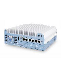 Nuvo-7006P Fanless industrial PC 8th-Gen Corei 6xGBE PCI