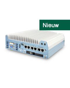 Nuvo-7006LP-PoE Fanless industrialPC 8th-Gen Corei 6xGBE PoE