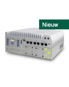 Nuvo-7160GC ruggedPC 8th-Gen Corei 120W NVIDIA GPU computing