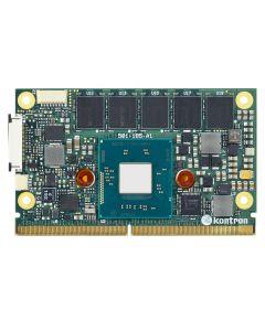 SMARC Atom E3815, 1x1.46GHz, 1GB DDR3L, industrial temp
