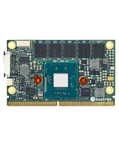 SMARC Atom E3826, 2x1.46GHz, 2GB DDR3L, industrial temp
