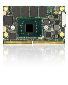SMARC Pentium N4200, 8GB DDR3L, 32GBeMMC SLC,commercial temp
