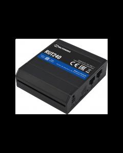 Teltonika RUT240 4G/LTE CAT4 industriële router verzendt & ontvangt data op een snelle en veilige manier